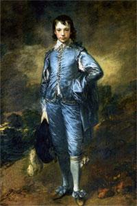 Chillingham Castle Blue Boy