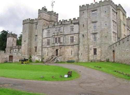 Chillingham Castle History